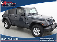 2007 Jeep Wrangler Unlimited X Raleigh