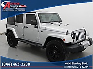 2011 Jeep Wrangler Unlimited Sahara Raleigh