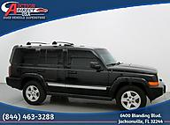2006 Jeep Commander Limited Raleigh