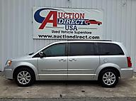 2011 Chrysler Town & Country Touring-L Raleigh