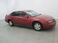 2005 Chevrolet Impala Base Raleigh