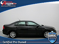 2012 Ford Fusion S Raleigh