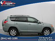 2007 Toyota RAV4 Limited Raleigh
