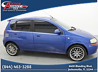 2006 Chevrolet Aveo LT Raleigh