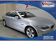 2013 BMW 5 Series 528i Raleigh