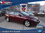 2013 Honda Civic LX Raleigh NC