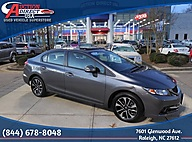 2013 Honda Civic EX-L Raleigh NC