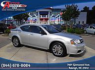2011 Dodge Avenger Express Raleigh