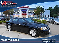 2011 Dodge Avenger Express Raleigh
