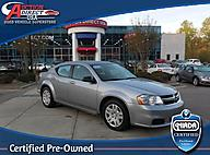 2014 Dodge Avenger SE Raleigh