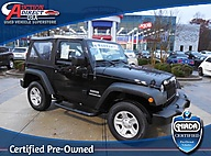 2013 Jeep Wrangler Sport Raleigh