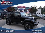 2013 Jeep Wrangler Unlimited Rubicon Raleigh