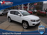 2014 Jeep Compass Latitude Raleigh NC