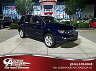 2014 Jeep Compass Sport Raleigh