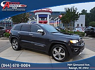 2014 Jeep Grand Cherokee Overland Raleigh
