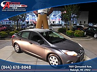 2013 Ford Focus S Raleigh