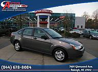 2009 Ford Focus S Raleigh