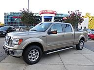 2011 Ford F-150 Lariat Raleigh
