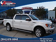 2013 Ford F-150 Lariat Raleigh