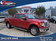 2010 Ford F-150 Lariat Raleigh