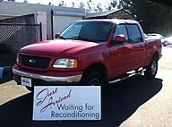 2003 Ford F-150 Lariat Raleigh