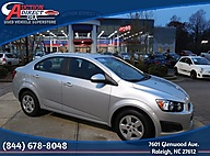 2013 Chevrolet Sonic LS Raleigh NC