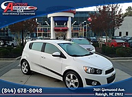 2013 Chevrolet Sonic LTZ Raleigh NC