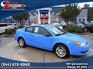 2005 Saturn ION 2 Raleigh