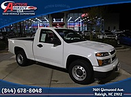 2012 Chevrolet Colorado Work Truck Raleigh