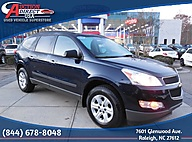 2012 Chevrolet Traverse LS Raleigh NC