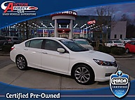 2013 Honda Accord Sport Raleigh NC