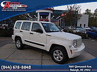 2010 Jeep Liberty Sport Raleigh