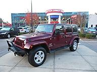 2007 Jeep Wrangler Unlimited Sahara Raleigh