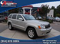2008 Jeep Grand Cherokee Limited Raleigh