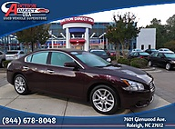 2014 Nissan Maxima 3.5 S Raleigh