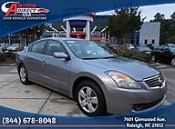 2007 Nissan Altima 2.5 Raleigh