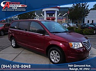 2010 Chrysler Town & Country LX Raleigh