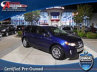 2012 Ford Edge Limited Raleigh