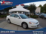 2012 Chevrolet Impala LS Raleigh