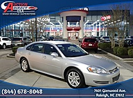 2012 Chevrolet Impala LT Raleigh