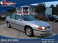 2001 Chevrolet Impala LS Raleigh