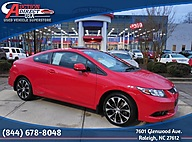 2013 Honda Civic Si Raleigh NC