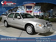 2007 Mercury Grand Marquis LS Raleigh