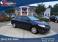 2011 Toyota Corolla Base Raleigh