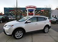 2013 Toyota RAV4 Limited Raleigh