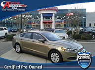 2013 Ford Fusion S Raleigh