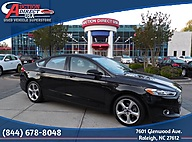 2013 Ford Fusion SE Raleigh