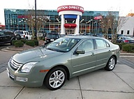2009 Ford Fusion SEL Raleigh