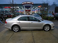2011 Ford Fusion S Raleigh