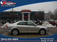 2012 Ford Fusion SE Raleigh